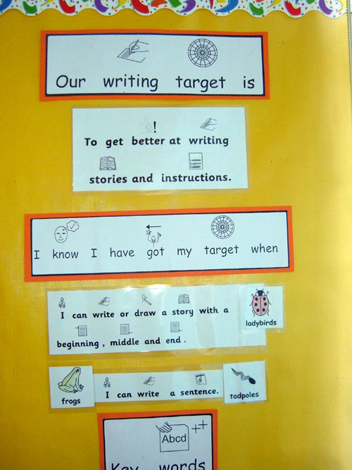 reading and writing targets Download and use, high quality printable writing targets and assessment teaching resources - created for teachers, by teachers professional english targets and.